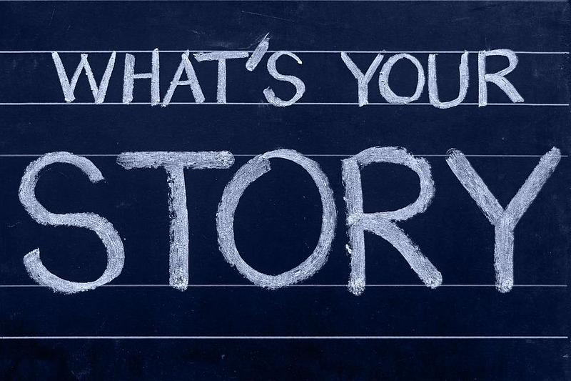 IMAGE - What's Your Story