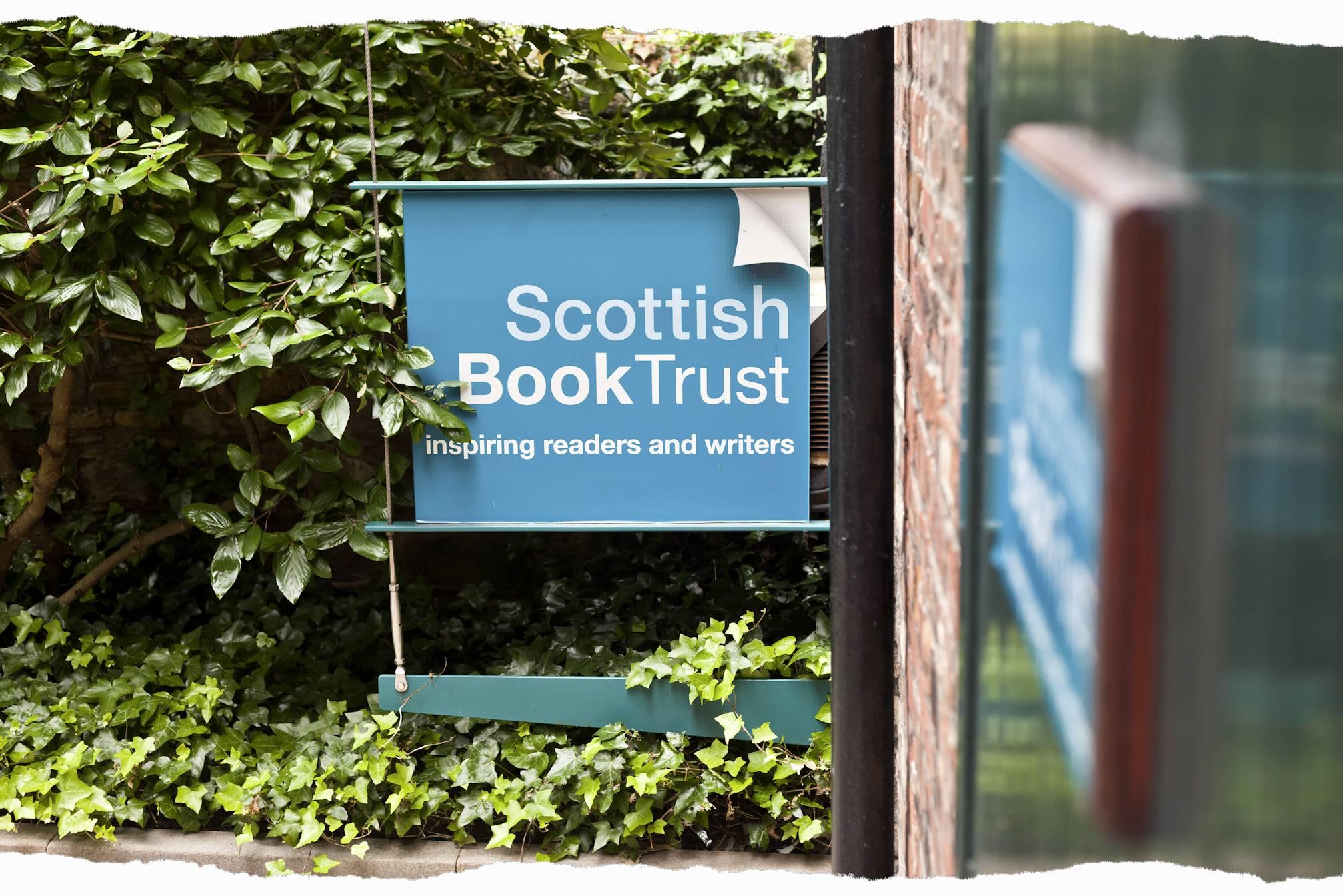 scottish-book-trust-sbt-sign-outside