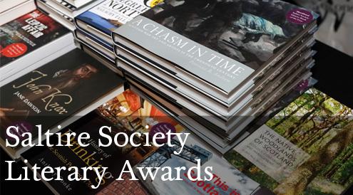 IMAGE - Saltire Literary Awards